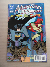 Adventures in the DC Universe 17 . Batman / Creeper - DC 1998 - VF
