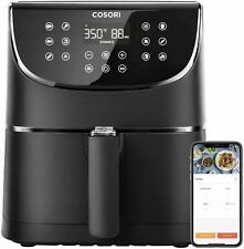 COSORI Smart WiFi Air Fryer XL 5.8 Qt 1700W 100 Recipes Works with Alexa Genuine