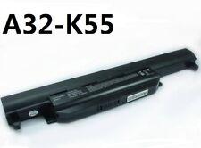 New listing A32-K55 A33-K55 Battery for Asus X45Vd X55Vd K55A K45V A45V X75Ak X75Vd X55 X45U