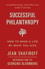 Successful Philanthropy by Jean Shafiroff (Hardcover)
