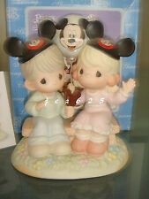 Precious Moments Disney Happiness Is Best Shared Together Event Piece Signed