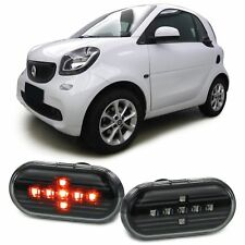 LED BLACK color SIDE turn lights FOR Smart Fortwo Forfour Type 453 from 14