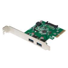 LogiLink PC0080 USB 3.1 Karte PCI Express 2x USB Port bis zu 10Gbit/s intern