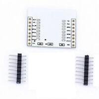 2/5Pcs ESP8266 Serial WIFI Module Adapter Plate For ESP-07/ESP-08/ESP-12 HC
