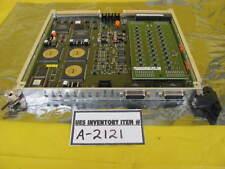 ASML 4022.471.6615 Analog I/O Board 4022.471.4087 Used Working