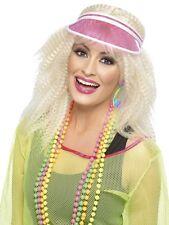 Smiffy's Poker Visor Pink Costume Accessory