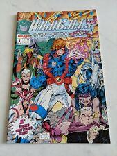 WildC.A.T.S. Covert Action Teams #1 August 1992 Image Comics WildCats