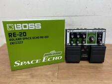 New Roland BOSS RE-20 Space Echo Reverb Delay Guitar Pedal Effect CMOS Japan