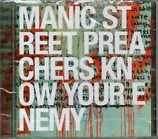 MANIC STREET PREACHERS-Know Your Enemy CD BRAND NEW-Still Sealed