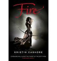 Fire by Kristin Cashore (Paperback, 2011) New Book