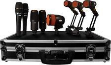 Heil HDK-8 Drum Kit drumkit Microphone Mic Set  Pr-48 PR22 PR28 PR30B HH1