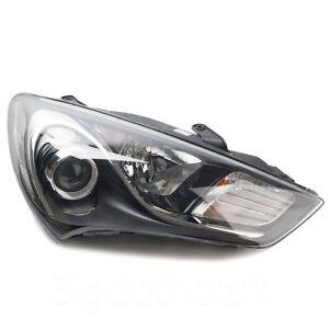 New Genuine OEM Halogen Head Light Lamp RH for Hyundai Genesis Coupe 2013-2014