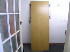 INTERNAL OAK VENEER HOLLOW DOOR 726 x 2040 x 44