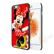 Mini Mouse Cute Phone Case Cover For iPhone Samsung HTC Huawei Sony Xperia 025