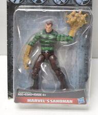 """Marvel Universe Hasbro 4"""" SANDMAN 2015 action figure Spider-Man Villain"""