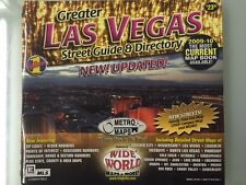 2009-10 Metro Maps 20th Edition *Greater Las Vegas Street Guide & Directory*