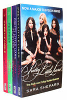 Pretty Little Liars (Series-1) 4 Books Young Adult Collection Paperback By Sara