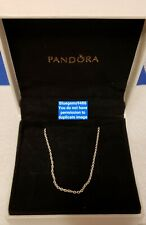 Pandora Sterling Silver Chain - .925 - 90cm = 35.4 inches