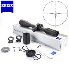 Zeiss Conquest 4.5-18x44 Rifle Scope FFP Illuminated IR Rapid Z600 Shockproof