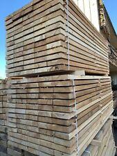 More details for new  hardwood, l. oak railway sleepers boards grade