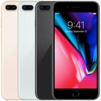 Apple iPhone 8 Plus 64/256GB Smartphone Grigio Siderale Oro 12 Mesi Garanzia