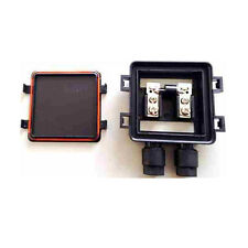 Solar Panel Junction Box PV/Photovoltaic Connecting Box 1 Diode 30W-80W 6A