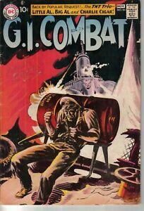 DC G.I. Combat  #84 '60 W: R. Kanigher, B. Haney A: R. Andru, J.Abel, M.Esposito