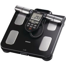Omron Hbf-516b Full-body Sensor Body Composition Monitor & Scale (hbf516b)