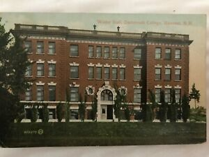 Vintage Postcard>1910>Dartmouth College>Wilder Hall>Hanover>New Hampshire