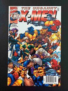 UNCANNY X-MEN #385 MARVEL COMICS 2000 VF- NEWSSTAND