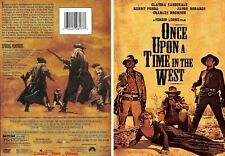 Once Upon a Time in the West ~ Dvd ~ Charles Bronson (1969) Phe
