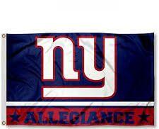New York Giants Flag 3x5FT Large