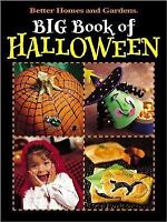 Big Book of Halloween (Better Homes & Gardens) by Better Homes and Gardens Book
