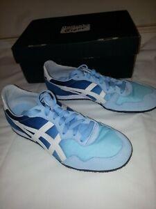 Asics Onitsuka Tiger Serrano light blue women's sneaker size 8.5 US