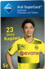 Aral supercard * Shinji Takeo * Borussia Dortmund * 2017/18 * Sans avoirs *