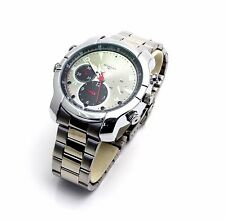 Water Resistance HD Night Vision Spy Pinhole Covert Video Spy Cam Watch Audio