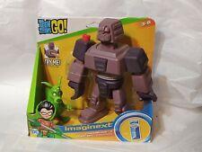 Imaginext Teen Titans go Dc Cinderblock Cinder Block Beast boy Kangaroo New toy