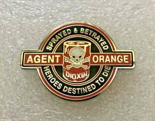 Agent Orange Destined To Die Pin Army Marines Navy Air Force