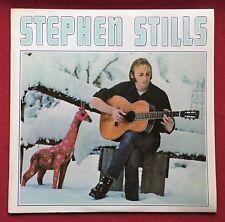 STEPHEN STILLS - rare UK 1st press ATLANTIC LP stunning NM