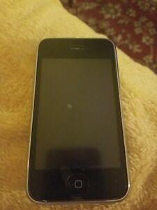 Apple iPhone 3rd Generation - 8GB - Black (Unlocked) A1203 (GSM)