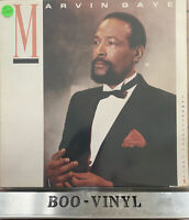MINT CONDITION MARVIN GAYE ROMANTICALLY YOURS 1985 VINYL RECORD LP CBS 26783 VG+