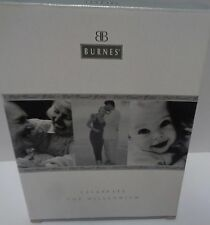 Baby Photo Frame Millennium Year 2000 Burnes of Boston NIB