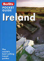 (Good)-Ireland Berlitz Pocket Guide (Berlitz Pocket Guides) (Paperback)-Bernstei