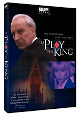 House of Cards Trilogy, Vol. 2 - To Play the King , DVD ,NEW ,Ian Richardson