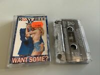 Roxy Blue Want Some Cassette Tape Retro Vty 1992 Fast Shipping (17