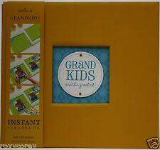 Hallmark Grandkids are the Greatest! Instant Scrapbook Pages Stickers 12X12 NIB