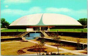 "Tulsa, Oklahoma Postcard ORAL ROBERTS UNIVERSITY ""Health Resources Center"""