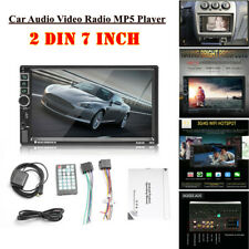 "7"" Android Touch Screen GPS Car Audio Video Radio MP5 Player for iOS & Android"