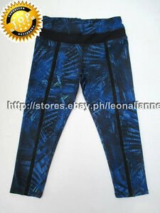 AUTH LULULEMON ATHLETICA STRETCHY CAPRI ACTIVE LEGGINGS SIZE 6 / SMALL BNEW