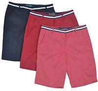 BNWT Tommy Hilfiger Arielle Bermuda Golf Shorts - Various Colours -  RRP £80